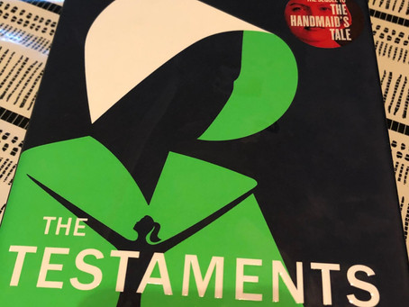 BOOK REVIEW - The Testaments by Margaret Atwood