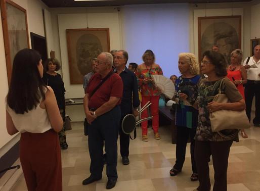 Visita al centro storico di Terlizzi         e alla Pinacoteca De Napoli