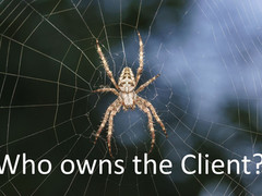 Who owns the client: the partner or the firm?