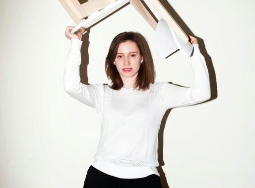 Roxane Lundy vue par Libération