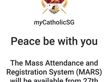 Parish Registration - Registration for Catholics