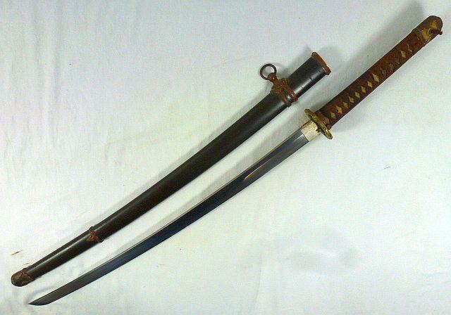 Shin Guntō Officers Sword