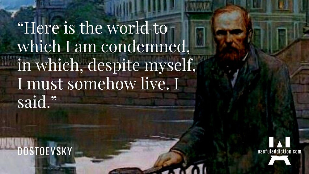 Dostoevsky The House of the Dead Quotes