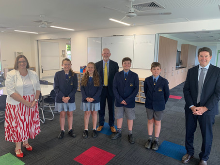 $14.8 million classroom upgrades open for learning