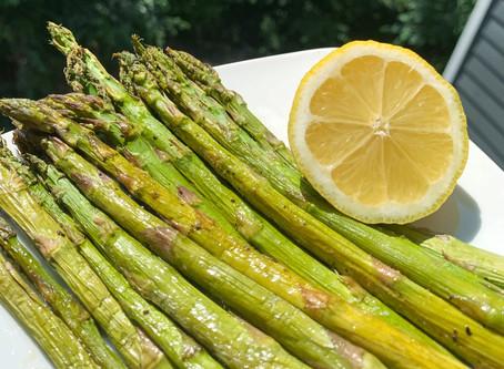 Easy Sheet Pan Roasted Asparagus
