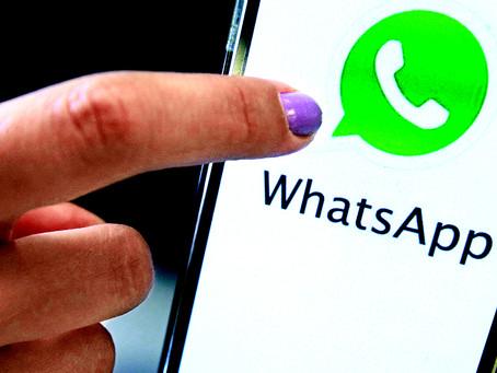 ¡No eres tú... es WhatsApp!