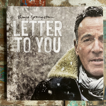 Album Review: Bruce Springsteen - Letter To You