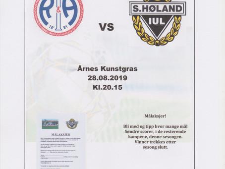 Raumnes & Årnes 2- Søndre- Høland 6Div