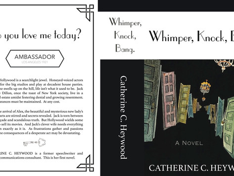Excerpt from WHIMPER, KNOCK, BANG