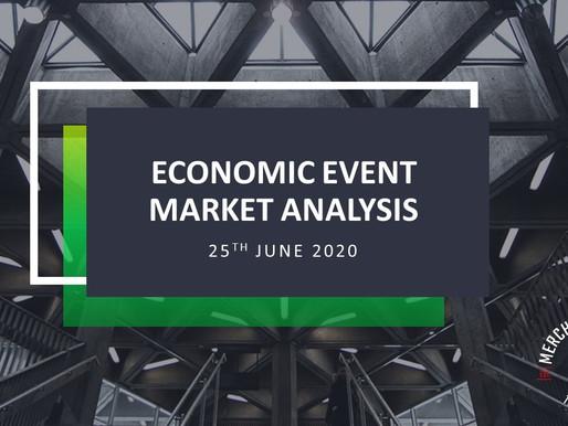 Merchant Economic Calendar | JUNE 25, 2020