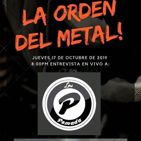 """""""Rock Punk Godin"""" La Orden del METAL Prog 36"""