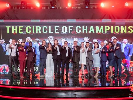 Success Factory: Круг Чемпионов 2018