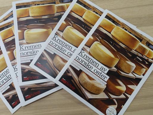 Norges største oste-innsamlingsaksjon