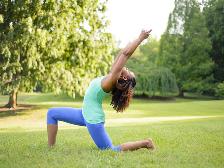 September is National Yoga Month!!