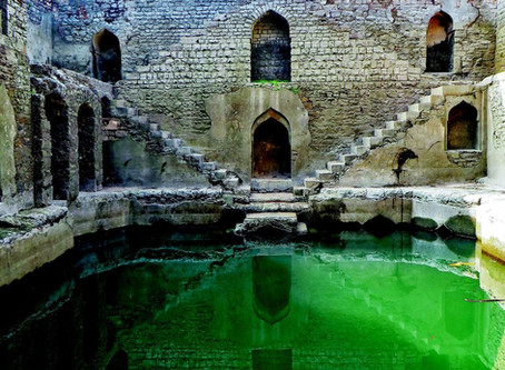 Falling in love with Stepwells