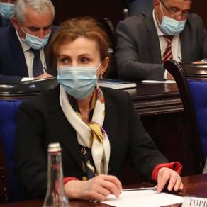 Доктор медицинских наук стала руководителем Минздрава Ингушетии Рукият Торшхоева