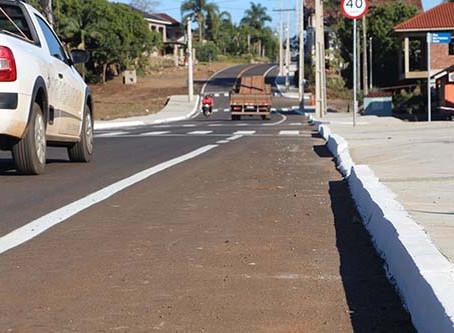 Município investe R$ 1,9 milhão em asfaltos