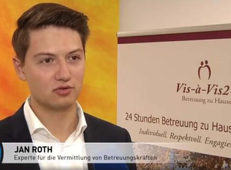 Jan Roth auf a.tv
