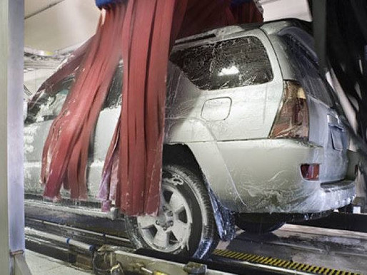 Commercial Car Washes - Preventing Paint Swirls