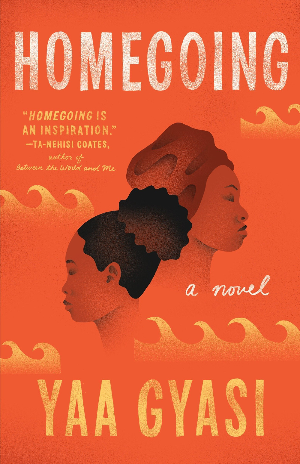 Homegoing by Yaa Gyasi : the book slut book reviews thebookslut