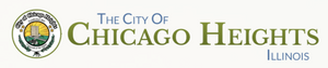 city of chicago heights illinois logo