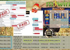 Buffalo Blitz slot game tips to win RM11500 in LuckyPalace