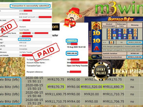 Buffalo Blitz slot game tips to win RM11500 in LuckyPalace