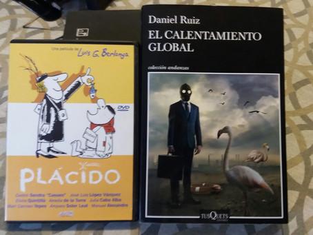 RAFAEL AZCONA                                      Y EL CALENTAMIENTO GLOBAL