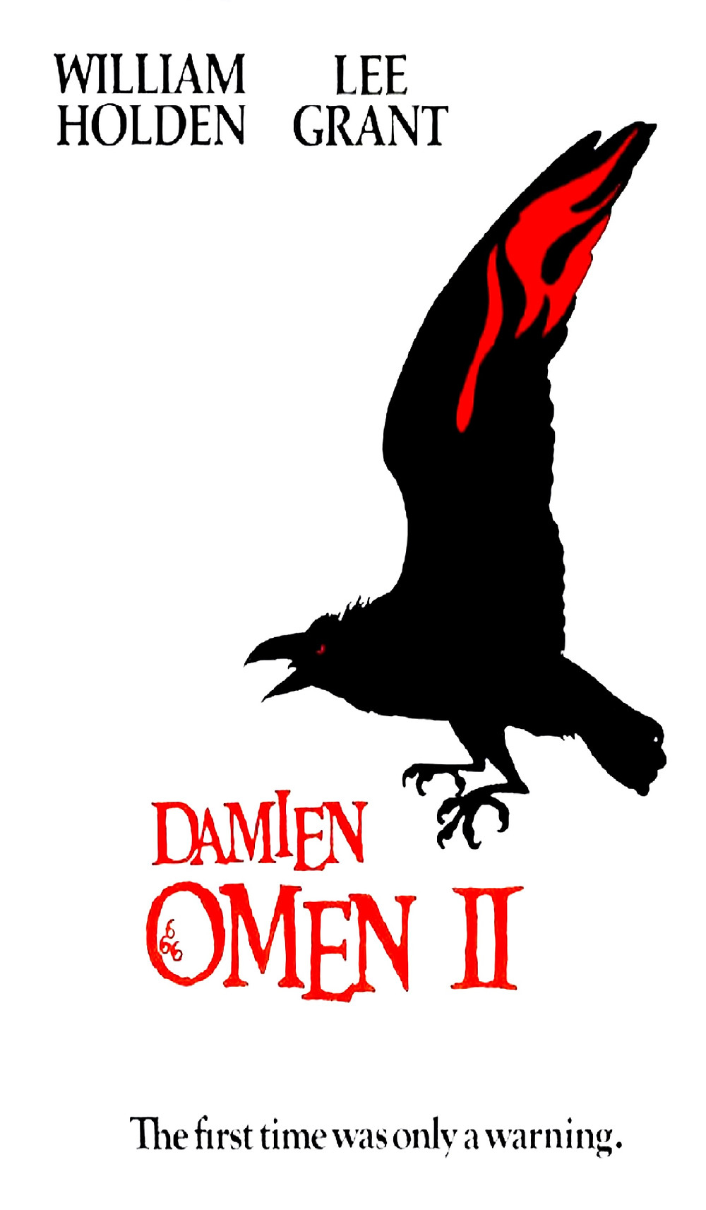 FILE PHOTO: A Poster of DAMIEN: OMEN II (1978). ©20th Century Studios
