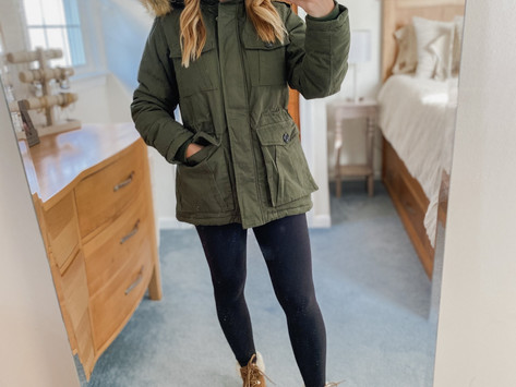 Amazon Fur Jacket