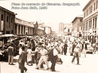 Guayaquil: su historia musical             y su bohemia en el tango