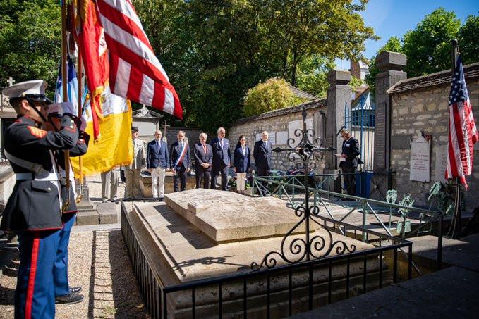 Général La Fayette | U.S. Embassy France