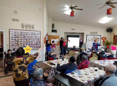 Weekly Bible Study by S.F. Bay Area Christian Short Term Missions Team