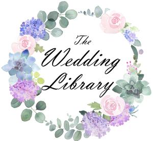 The Wedding Library Logo