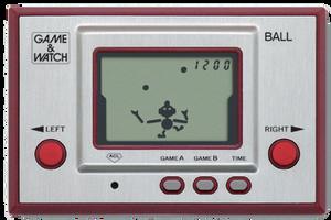 Nintendo Game & Watch 'Toss UP / Ball'