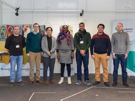 January 2020 - F2F meeting (Fraunhofer AICOS, TU/e and NARO)