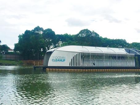 Meet The Interceptor at Klang River