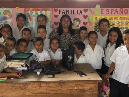 Now is your chance to help provide electricity to schools in Nicaragua and Honduras!