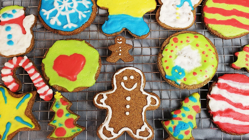 Keto Gingerbread Cookie Recipe