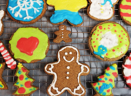 Keto Gingerbread Cookie Recipe