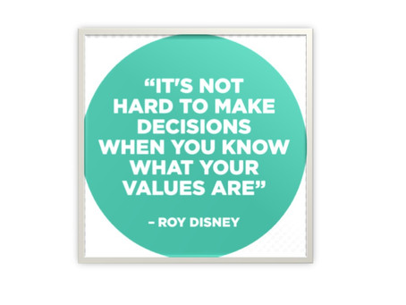 When Values & Rules Contradict