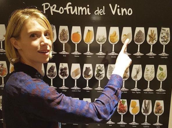 Cartes des arômes du vin
