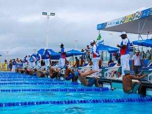 Copa Norte/Nordeste de Natação acontece em Salvador