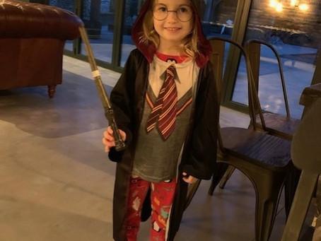 Harry Potter!  (aka Alexia-May Nursery)