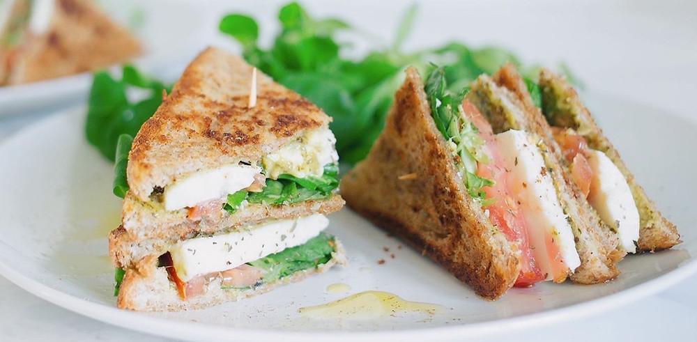 club sandwich italien