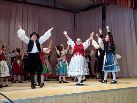 Zene- és táncművészeti tagozatos diákjaink záróvizsgája (2018.)