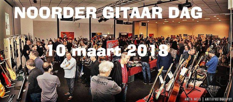 Noorder Gitaar Dag 10 maart Zuidbroek
