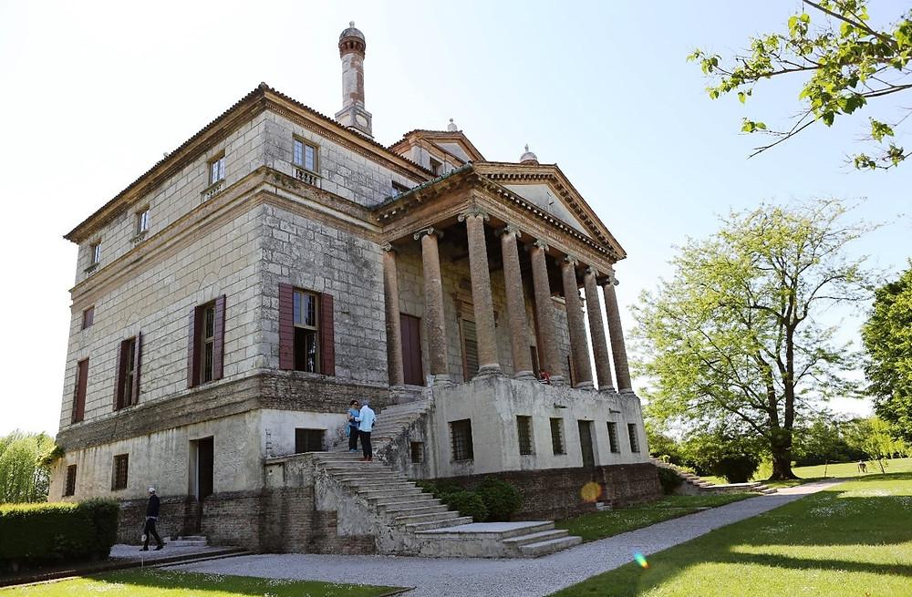 villa foscari, Andrea palladio, Palladian architecture, gary paul, classical home