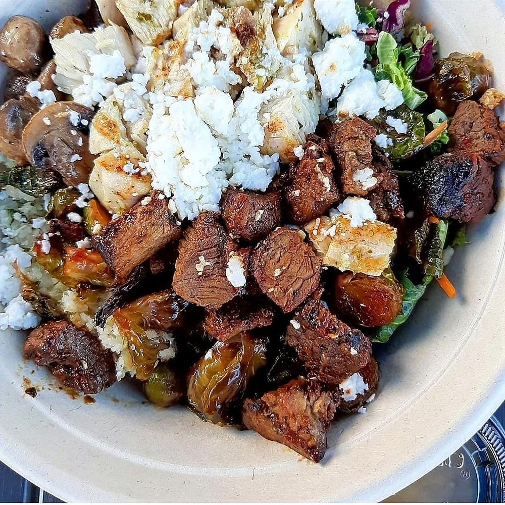 Mahana Fresh Cauliflower Rice Bowl