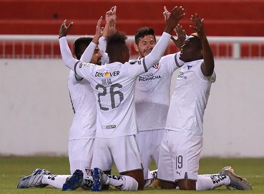Liga de Quito a un paso de la clasificación